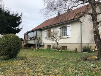 Vente Maison 4 pièces 100m² Poilly-lez-Gien (45500) - photo