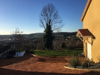 Vente Maison 4 pièces 90m² Bourg-de-Thizy (69240) - Photo 1