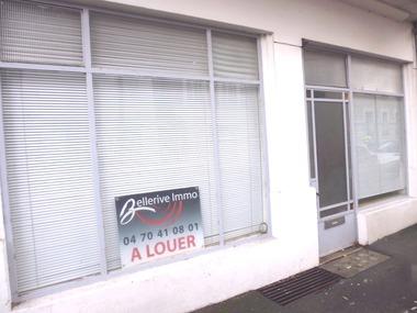 Location Bureaux 2 pièces 30m² Vichy (03200) - photo