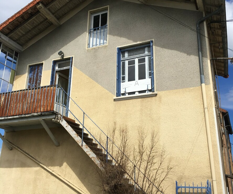 Vente Maison 150m² Cours-la-Ville (69470) - photo