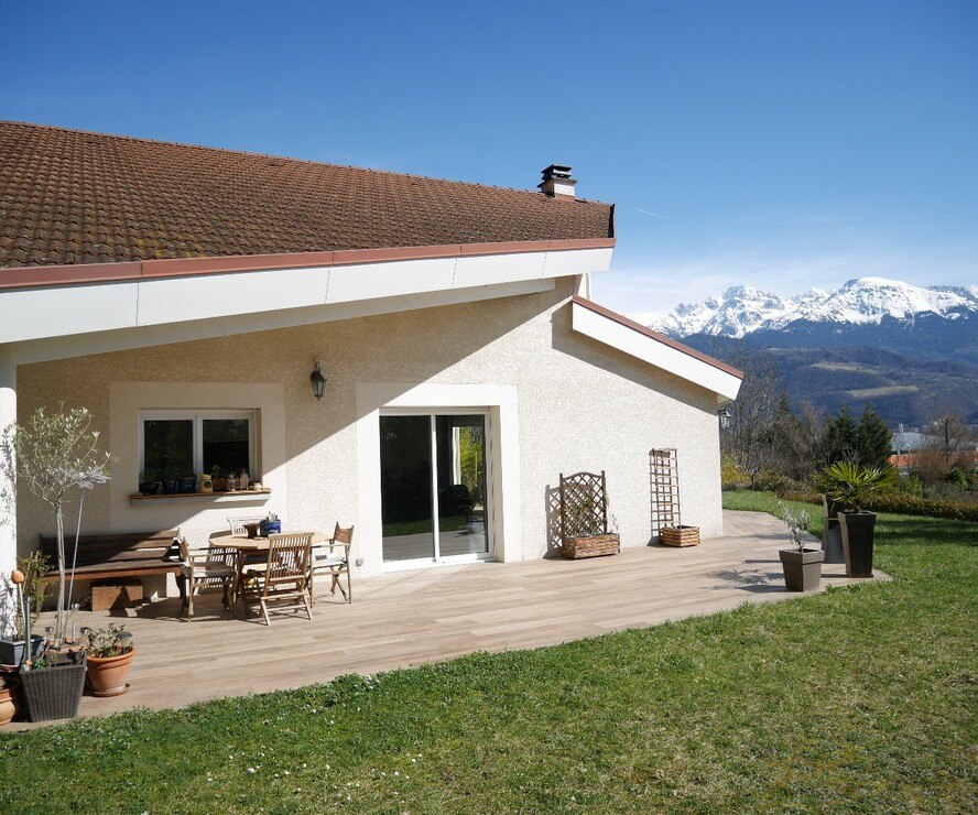 Vente Maison 7 pièces 200m² Montbonnot-Saint-Martin (38330) - photo