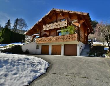 Vente Maison 5 pièces 146m² Boëge (74420) - photo