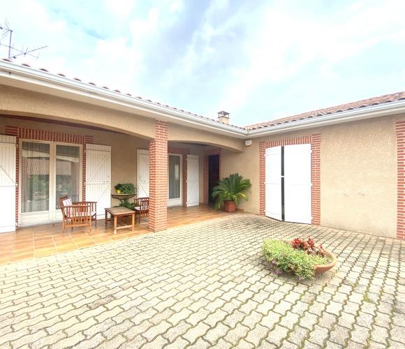 Vente Maison 5 pièces 150m² Toulouse (31100) - photo