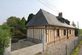 Vente Maison 4 pièces 104m² Saint-Antoine-la-Forêt (76170) - photo
