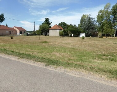 Vente Terrain 1 150m² Saint-Rémy-en-Rollat (03110) - photo