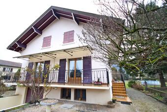 Vente Maison 5 pièces 162m² Saint-Pierre-en-Faucigny (74800)