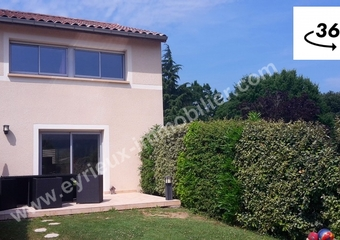 Sale House 5 rooms 99m² Saint-Laurent-du-Pape (07800) - photo