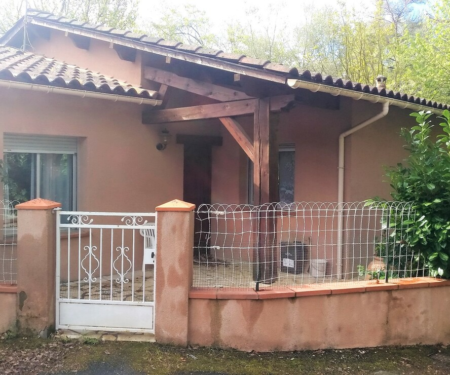 Renting House 4 rooms 90m² Lombez (32220) - photo