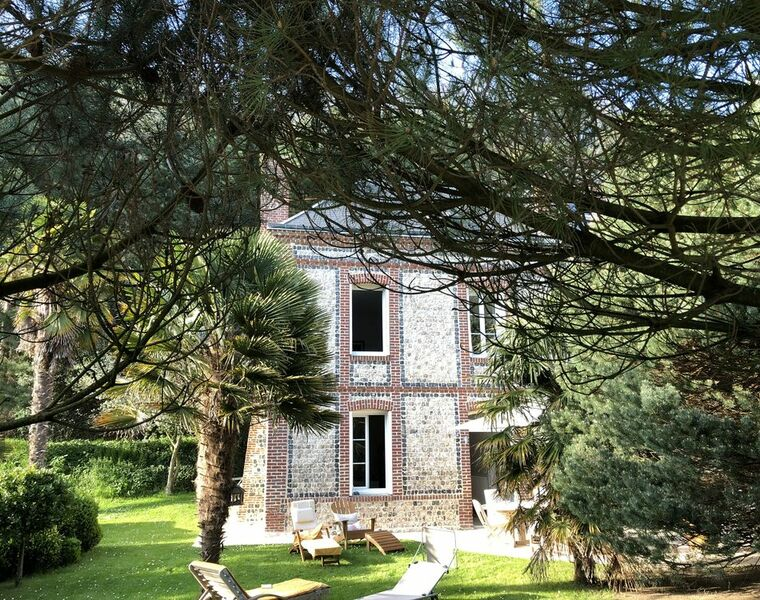 Vente Maison 7 pièces 215m² Saint-Jouin-Bruneval (76280) - photo