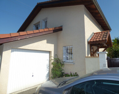 Vente Maison 4 pièces 98m² Seyssinet-Pariset (38170) - photo