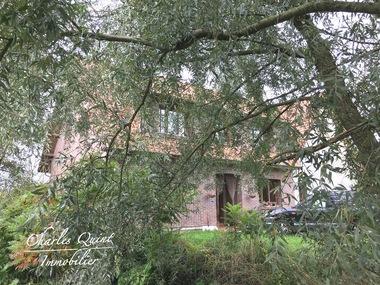 Vente Maison 7 pièces 175m² Hucqueliers (62650) - photo