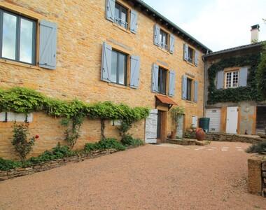Vente Maison 7 pièces 213m² Villefranche-sur-Saône (69400) - photo