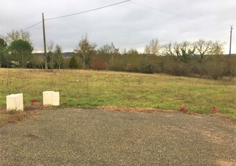 Vente Terrain 1 755m² Gimont (32200) - photo