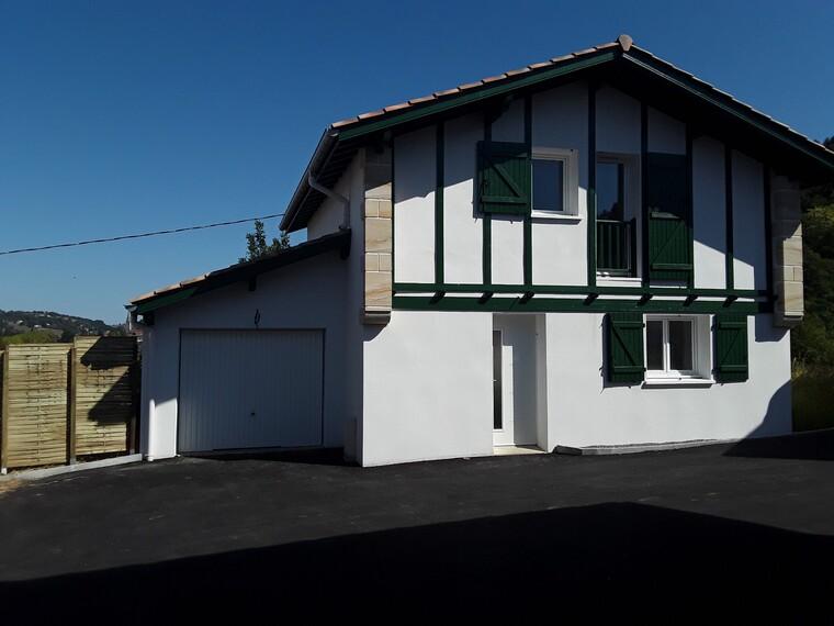 Vente Maison 4 pièces 90m² Hasparren (64240) - photo