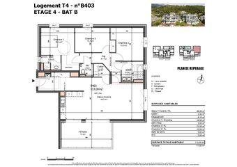 Vente Appartement 4 pièces 113m² Albertville (73200) - Photo 1