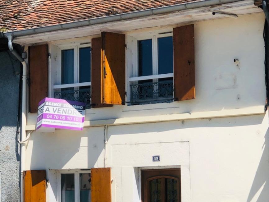 Vente Maison 3 pièces 70m² Saint-Genix-sur-Guiers (73240) - photo