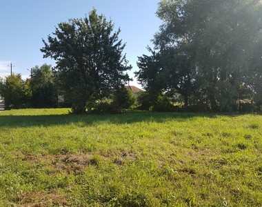 Vente Terrain 1 761m² Sillans (38590) - photo