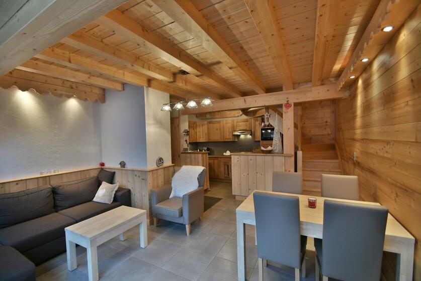 Vente Appartement 4 pièces 72m² Les Gets (74260) - photo
