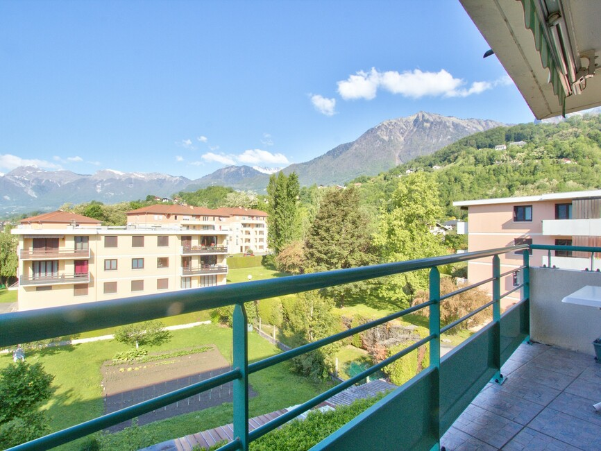 Vente Appartement 4 pièces 88m² Albertville (73200) - photo