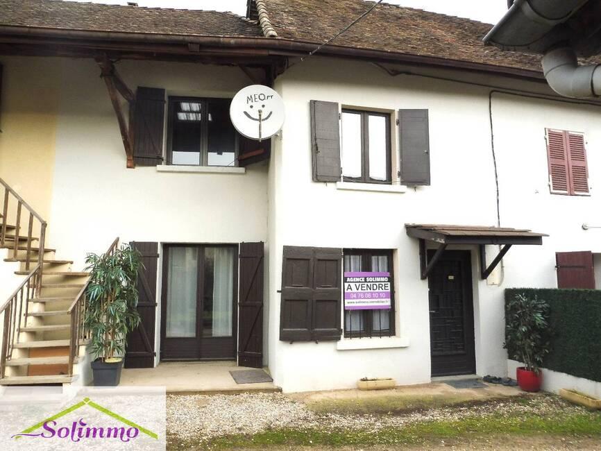 Vente Maison 4 pièces 84m² Morestel (38510) - photo