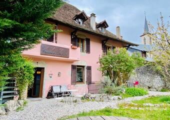 Vente Maison 6 pièces 219m² Lac d'Aiguebelette sud - Photo 1