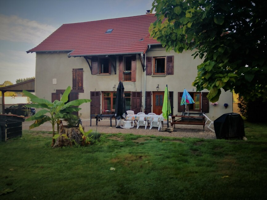 Vente Maison 8 pièces 158m² Romagnieu (38480) - photo
