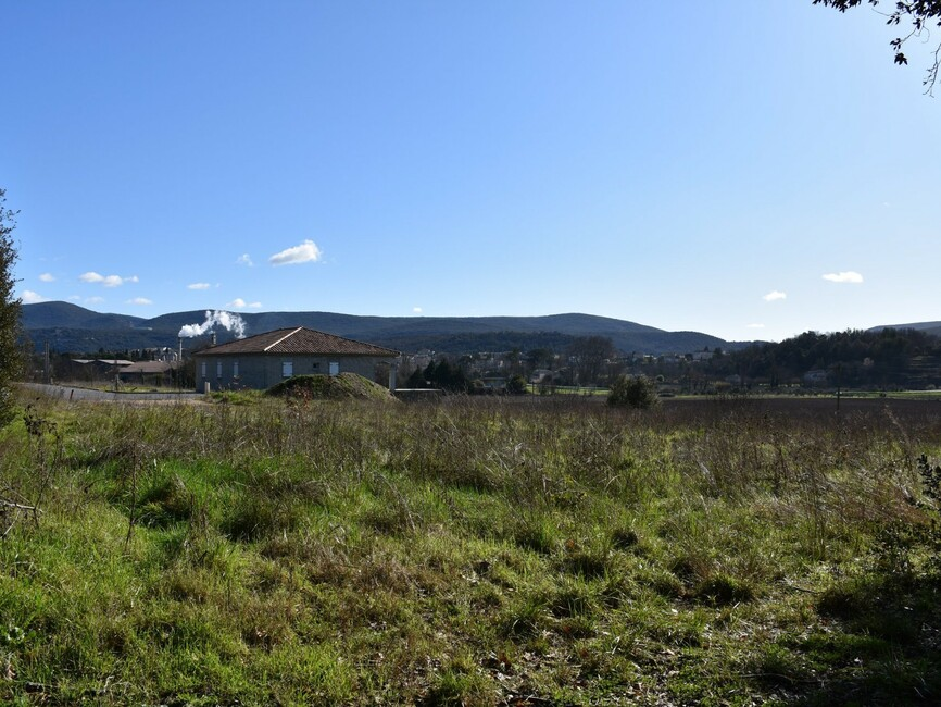 Vente Terrain 1 247m² Vallon-Pont-d'Arc (07150) - photo