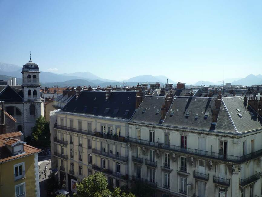 Location appartement 2 pi ces grenoble 38000 271897 for Location meublee grenoble