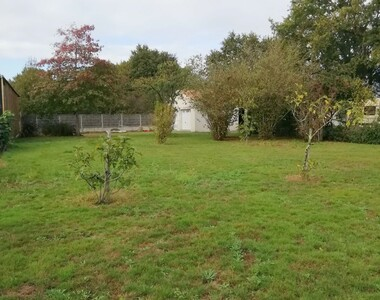 Vente Terrain 1 097m² Saint-Mars-de-Coutais (44680) - photo