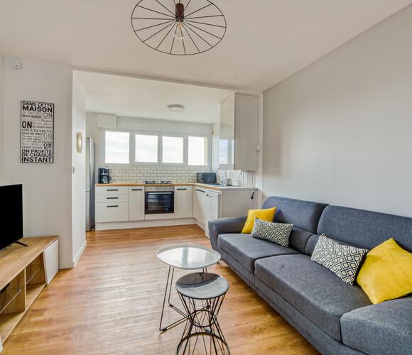 Location Appartement 3 pièces 60m² Amiens (80000) - photo