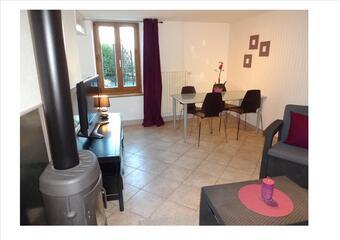 Location Maison 3 pièces 65m² Divonne-les-Bains (01220) - photo