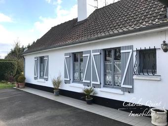 Vente Maison 5 pièces 122m² Montreuil (62170) - photo