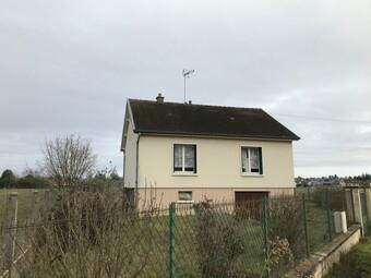 Vente Maison 3 pièces 55m² Poilly-lez-Gien (45500) - photo
