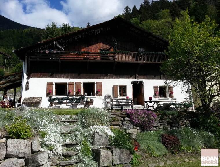 Vente Maison / chalet 4 pièces 120m² Saint-Gervais-les-Bains (74170) - photo