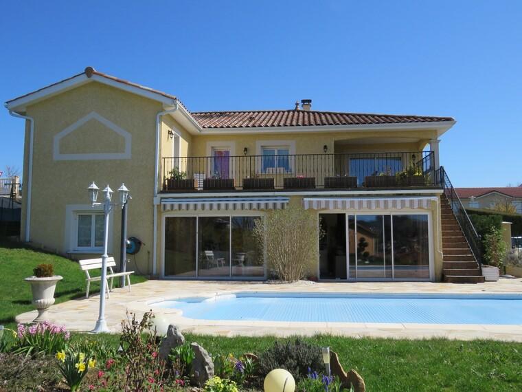 Vente Maison 8 pièces 215m² Amplepuis (69550) - photo