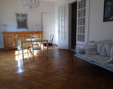 Renting Apartment 5 rooms 155m² Lure (70200) - photo