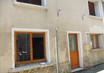 Location Maison 3 pièces 84m² Saint-Agnan-en-Vercors (26420) - photo