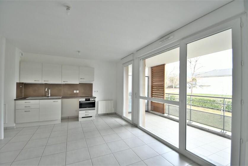Vente Appartement 2 pièces 41m² Vétraz-Monthoux (74100) - photo