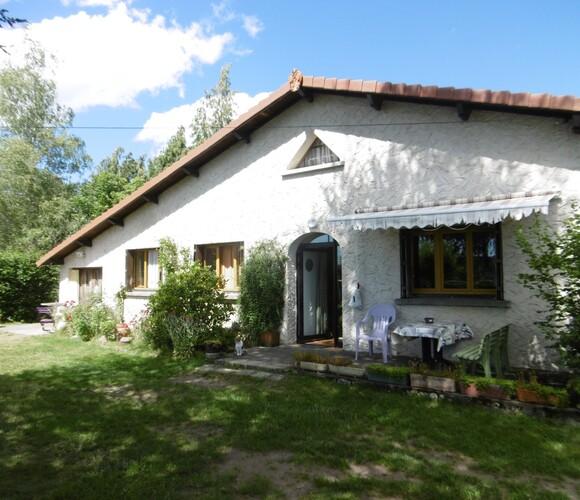 Vente Maison Saint-Dier-d'Auvergne (63520) - photo