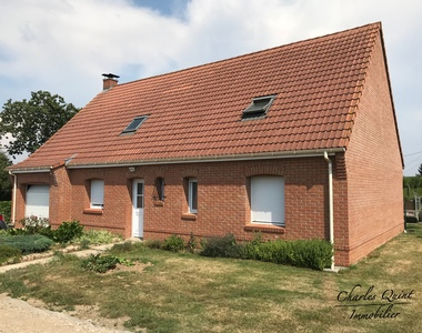 Sale House 8 rooms 142m² Hesdin (62140) - photo