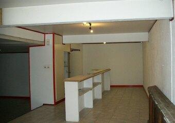 Vente Local commercial 1 pièce 123m² LUXEUIL LES BAINS - photo