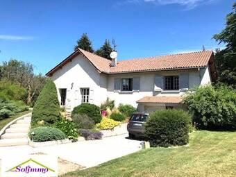 Vente Maison 5 pièces 160m² Montcarra (38890) - photo
