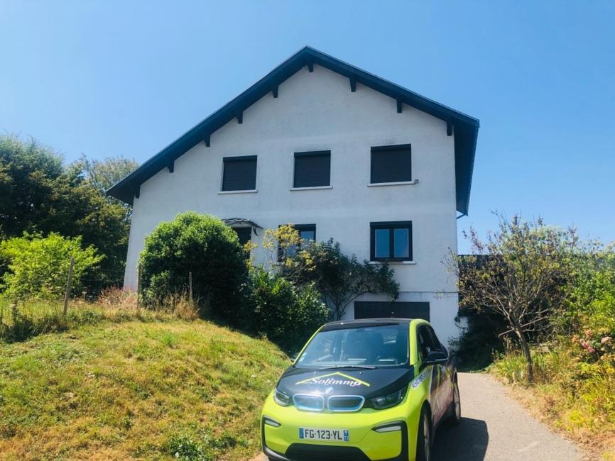 Vente Maison 7 pièces 160m² La Tour-du-Pin (38110) - photo
