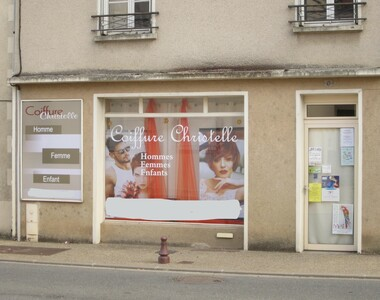 Location Local commercial 1 pièce 33m² Saint-Benoît-du-Sault (36170) - photo