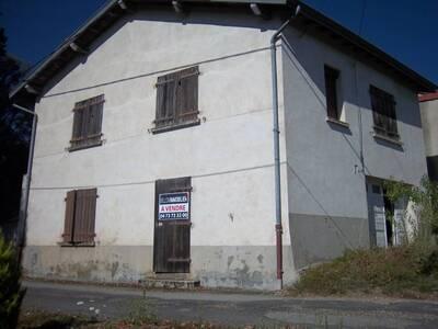Vente Maison 5 pièces 60m² Billom (63160) - photo