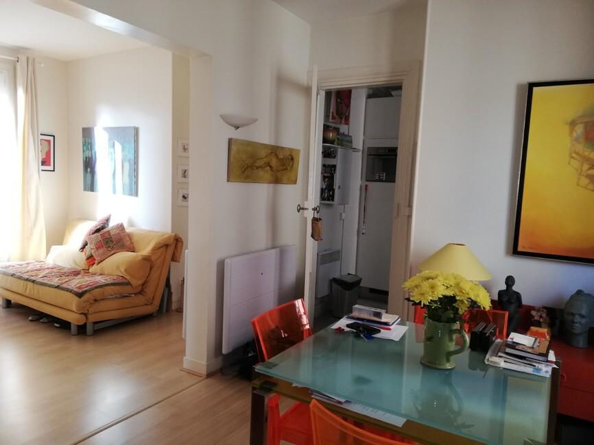 Vente Appartement 4 pièces 61m² Paris 15 (75015) - photo