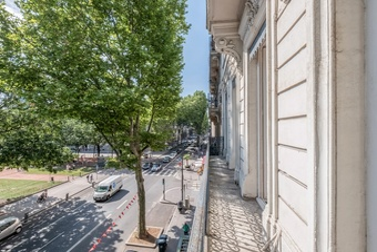 Vente Appartement 3 pièces 122m² Lyon 6ème - photo