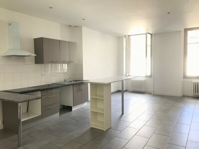 Location Appartement 2 pièces 69m² Saint-Étienne (42000) - photo