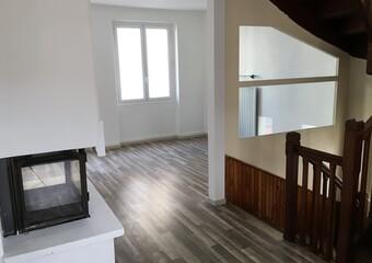 Location Appartement 5 pièces 91m² Saint-Jean-en-Royans (26190) - photo