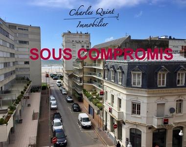 Vente Appartement 1 pièce 26m² Le Touquet-Paris-Plage (62520) - photo